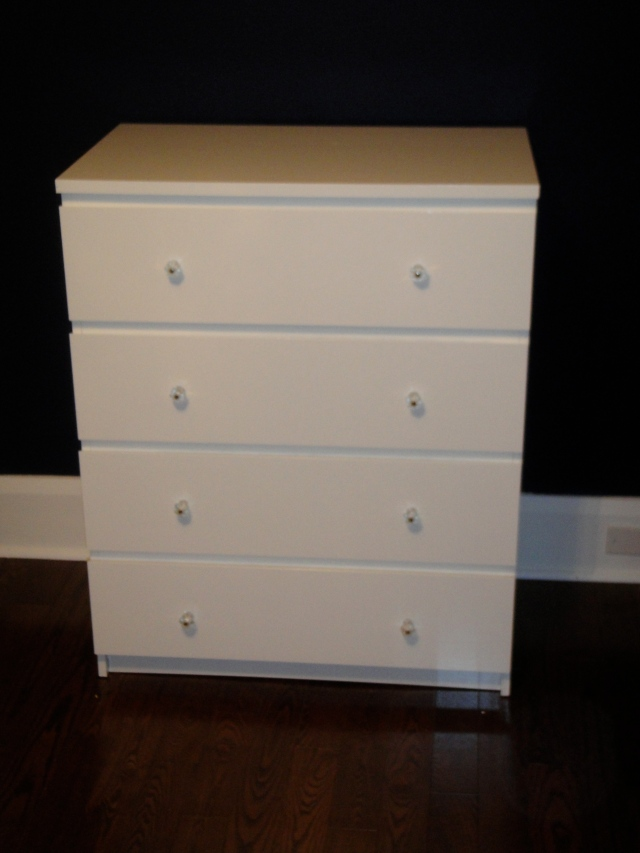 Malm Makeover Our Updated Bedroom Drawers The Homeslice