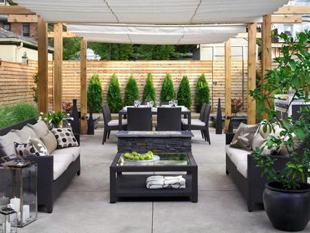 Patio Ideas Fire Patio Decorating Ideaswindows Services | Small ...